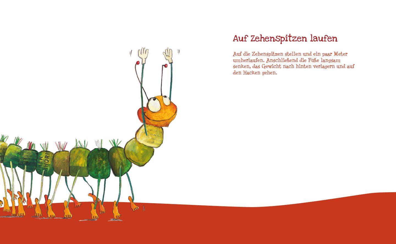 """Produktidee MINIbuch """"Fitte Füße mit Schuhbert"""""""