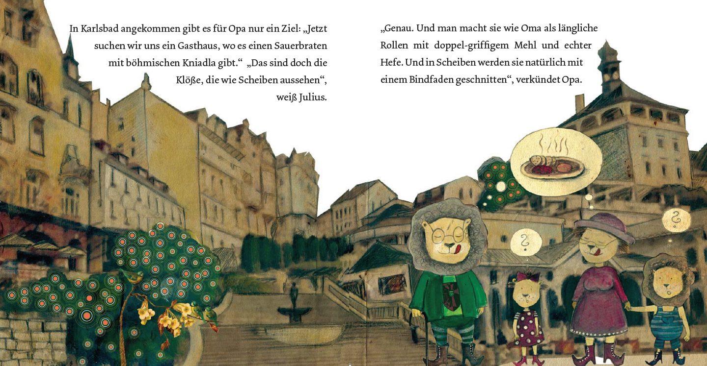 """MINIbuch """"Komm, wir fahren ins Sudetenland!"""""""