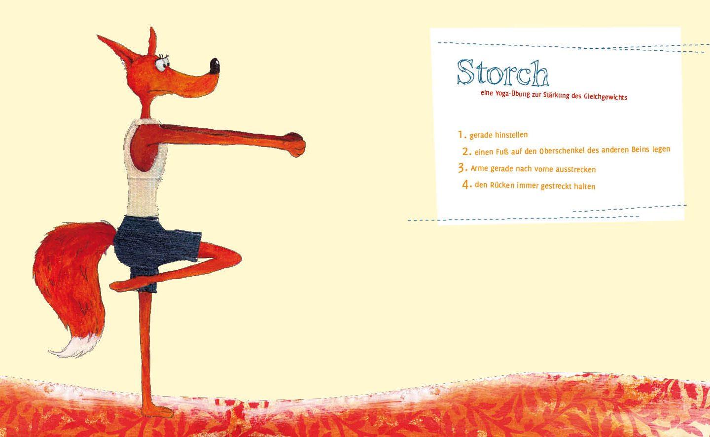 """MINIbuch """"Yoga für Kinder"""""""