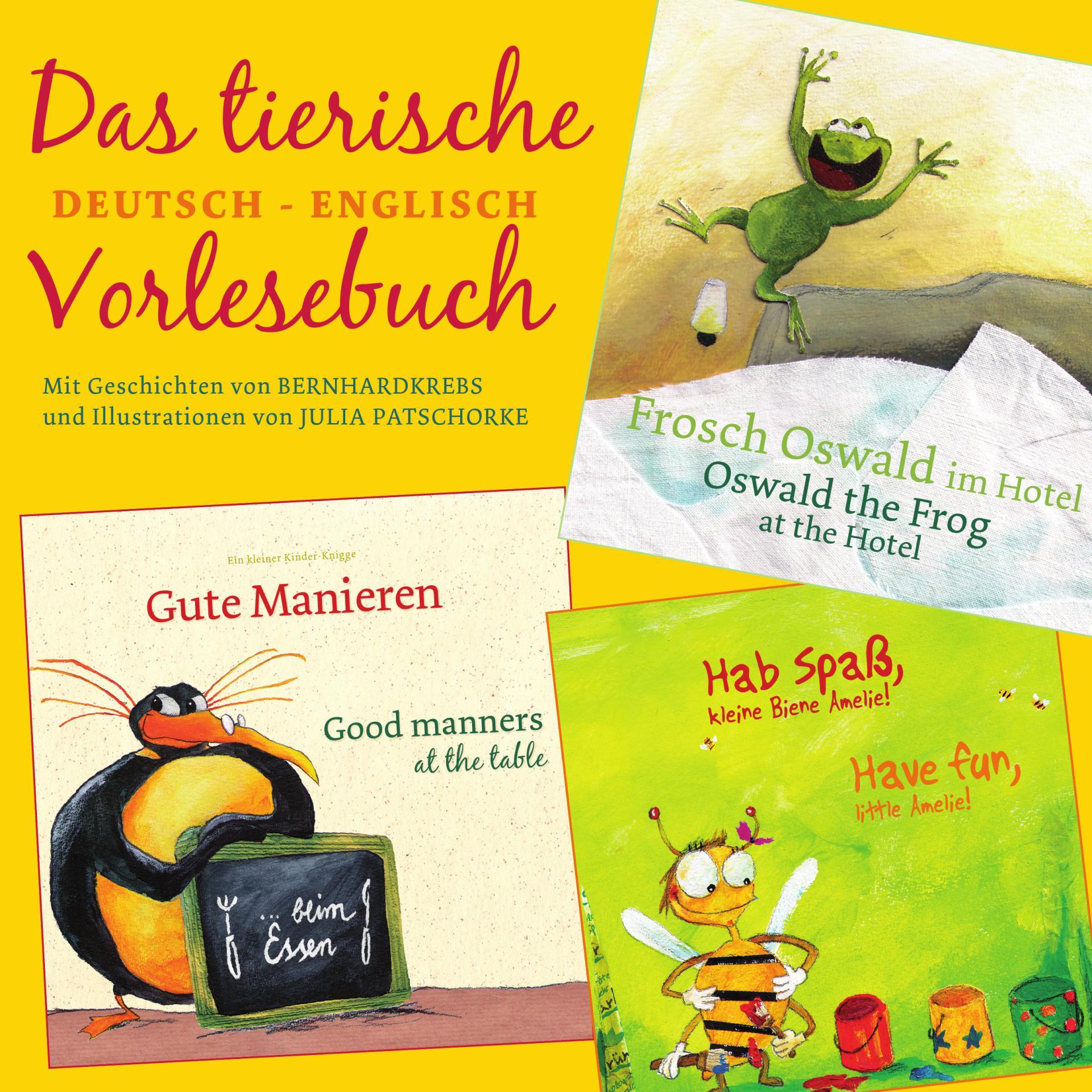 zweisprachige Kinderbücher